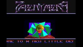 Phenomena - Animotion - Amiga Demo (50 FPS)