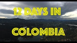 How to Spend 12 Days in COLOMBIA   Medellin, Cartagena, and Bogota   Colombia Travel Itinerary