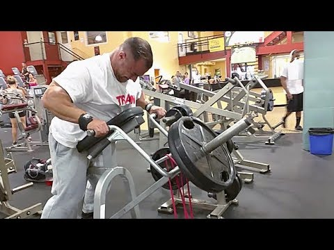 Banded Chest Supported Rows