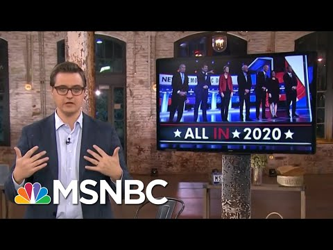 Chris Hayes: The Democratic Primary Is Intense Because It Has To Be | All In | MSNBC