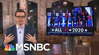 Chris Hayes: The Democratic Primary Is Intense Because It Has To Be   All In   MSNBC