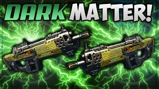 NEW BO3 WEAPON, DARK MATTER GRIND - BLACK OPS 3 NEW DLC GUNS
