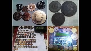 Металлоискатель Квазар АРМ/Quasar ARM с дискриминацией глубина 2 м от компании Profi Tools - видео