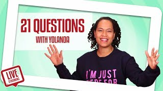 Yolanda Gampp Plays A SWEET Game Of 21 Questions | How To Cake It | Kholo.pk