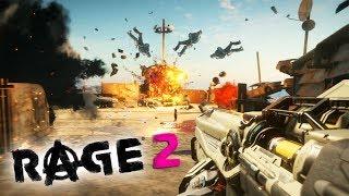 Rage 2 : Creative Combat Kills & Outposts Liberations