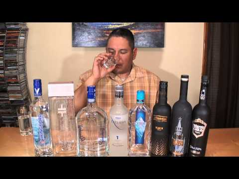 Vodka Taste Test #3 – Another 8 of the Best Reviewed