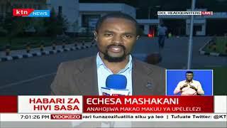 Hivi Sasa: Echesa Mashakani ahojiwa katika Makao Makuu ya Upelelezi kwa Tuhuma za Ulaghai