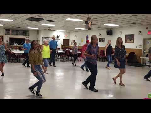 On the Tip Line Dance