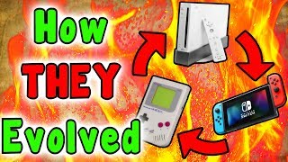Evolution Of ALL Nintendo Consoles (1889 - 2019)