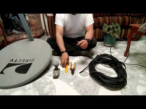 Reutilizar antena satelital para ver canales TDT