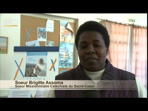 Soeur Brigitte Assoma (Semaine missionnaire mondiale)