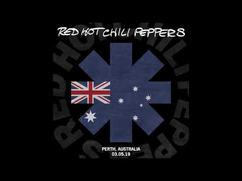 Red Hot Chili Peppers - Goodbye Angels - Live Perth, AU 2019
