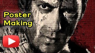 Making Of Jai Ho Poster Paint Story Revealed - Jai Ho Trailer