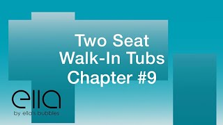 Two Seat Walk-In Tubs