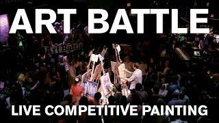 Art Battle - Live Competitive Painting