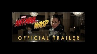 Marvel Studios' Ant-Man and the Wasp - Teaser Trailer