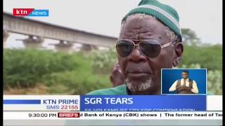Over 50 Voi families lament they haven\'t received compensation of SGR land