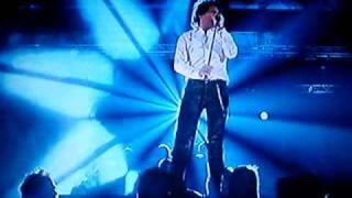 Finale - Matteo canta
