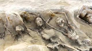 Mass Tombs found in Greece