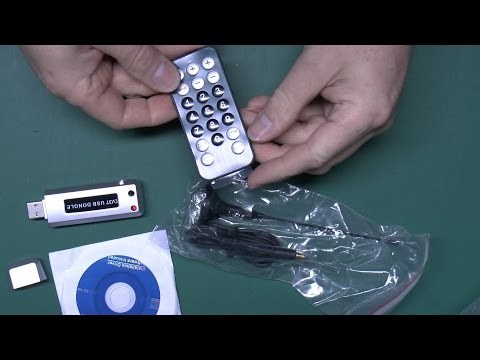 £5 USB Digital TV Receiver