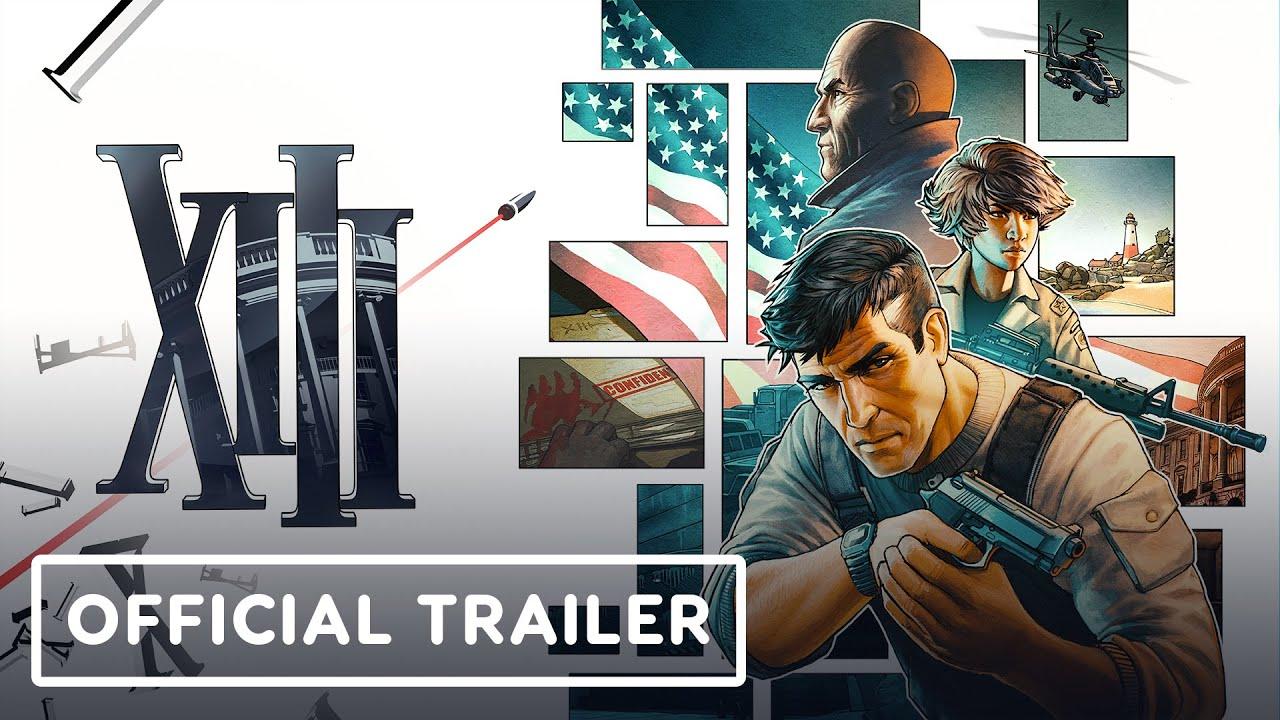 Геймплейный трейлер игры XIII (2020)