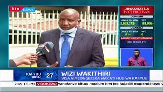 Mbunge Savula atoa wito kwa Matiang\'i baada ya visa vya wizi kuongezeka