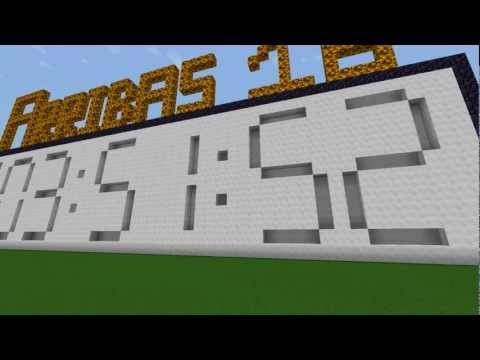 Project Minecraft Digital Redstone Reloj Iarribas16 qSMpGzUV