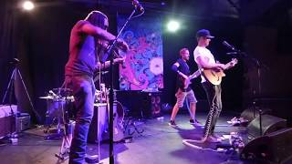 Crystal Garden (feat. Boyd Tinsley of Dave Matthews Band) - Complete Show (Houston 08.04.17) HD