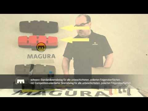 Accessories - Magura Rim Brake HS11 and HS33 R (German)