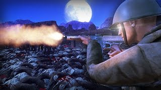 1 SUPER SOLDIER Vs. HORDE OF ZOMBIES! || Ultimate Epic Battle Simulator (UEBS)