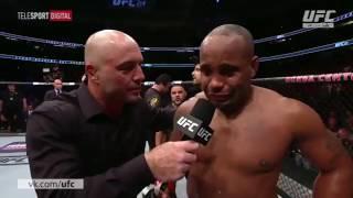 UFC-214 Даниель Кормье интервью после боя на русском