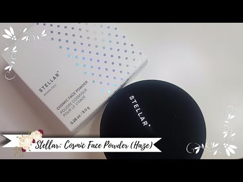 BAY OR NAY | Stellar Cosmic Face Powder (Haze): Review & Demo | Nadia Ngo