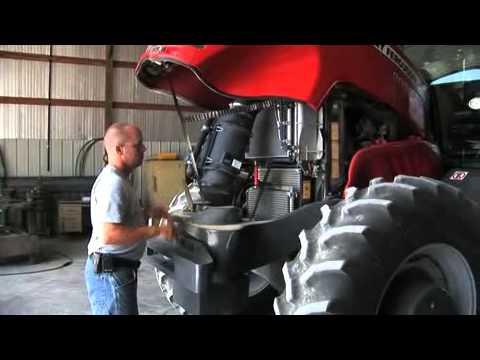 Massey Ferguson 8600 Series Tractor Owner's Story