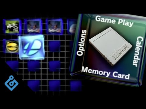 Memory Card Archaeology - Who Owned This GameCube Oddity?