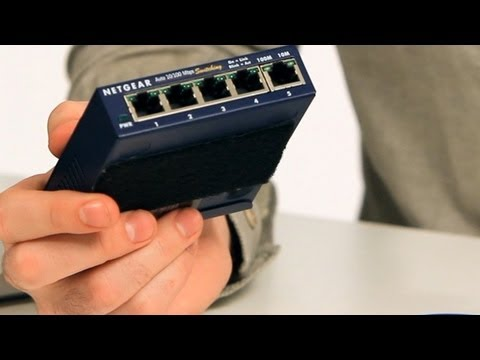 What Is an Ethernet Switch? | Internet Setup
