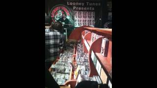 Anthony Green-Blood Song @ Looney Tunes 3/09/2012