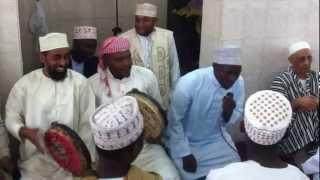 preview picture of video 'MILLADUNNABI NAKURU JAMMIA 2013 in Tariqah Mosque'