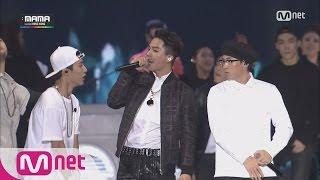 [STAR ZOOM IN] BOBBY · Song Minho · B.I · Epik High, YG Family on MAMA 14 'Born Hater' 160823 EP.129