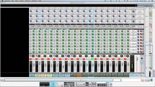 How A Expander And Gate Work - SSL Mixer Video Series - Reason - LearnReason.com