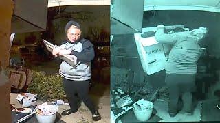 Suspected Burglar Caught Rummaging Through Home for 12 Hours
