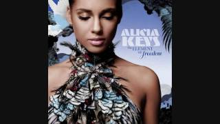 Alicia Keys Love is blind with lyrics HD!!!