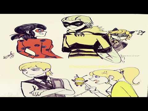 """Miraculous Ladybug Comics """"Chloe Bourgeois - You Are Listening To Me Felix"""""""