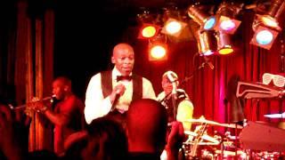 Joe - Stutter (Remix) - B.B. King's Blues Club NYC - 07-10-11