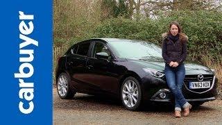 Mazda3 hatchback 2014 review - Carbuyer