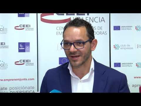 El Presidente del CEEI, Raúl Royo explica la reorientación de los servicios y actividad del CEEI[;;;][;;;]
