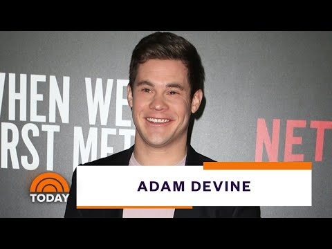 Adam Devine Dishes On His Comedy Special Debut | TODAY