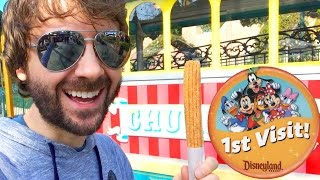 DISNEYLAND FIRST TIME TIPS & TRICKS & Must Dos!