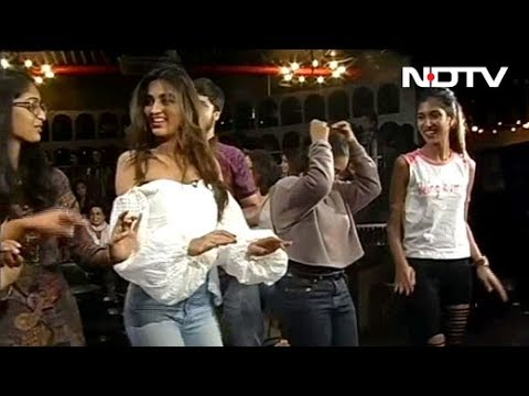 Let's Dance With Niddhi Agerwal