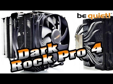 be quiet! Dark Rock Pro 4 im Test - Der schwarze Fels in der Brandung