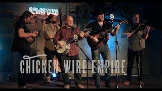 Public Domain: Chicken Wire Empire Performs Peggy-O